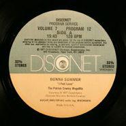 """Donna Summer, I Feel Love / I'm Gonna Make You Want Me / Eat You Up [Split] (12"""")"""