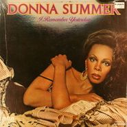 Donna Summer, I Remember Yesterday [Mexican Pressing] (LP)