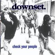 Downset, Check Your People (CD)