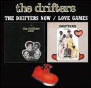 The Drifters, Now/Love Games (CD)