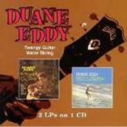 Duane Eddy, Twangy Guitar, Silky Strings / Water Skiing (CD)