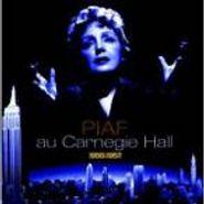 Edith Piaf, Au Carnegie Hall 1956-1957 (CD)