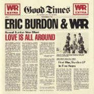Eric Burdon, Love Is All Around (CD)