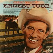 Ernest Tubb, Great Country (LP)