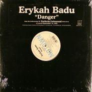 """Erykah Badu, Danger (12"""")"""