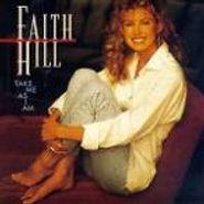 Faith Hill, Take Me As I Am (CD)