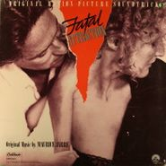 Maurice Jarre, Fatal Attraction [Score] (LP)