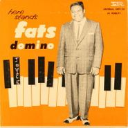 """Fats Domino, Here Stands Fats Domino [EP] (7"""")"""
