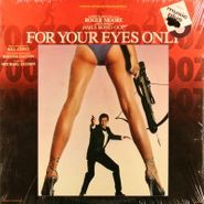 Bill Conti, For Your Eyes Only [Score] (LP)