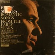 Frank Sinatra, Romantic Songs From The Early Years (LP)