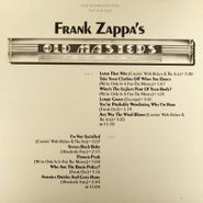 Frank Zappa, Frank Zappa's The Old Masters Box One Sampler (LP)