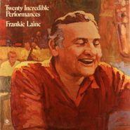 Frankie Laine, Twenty Incredible Performances (LP)