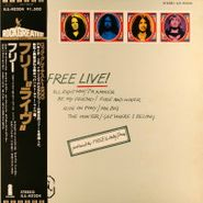 Free, Live! [Japanese Import] (LP)
