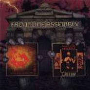 Front Line Assembly, Caustic Grip/Gashed Senses & Crossfire (CD)