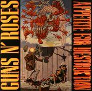 Guns N' Roses, Appetite For Destruction [Robert Williams Cover] (LP)