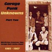 Various Artists, Vol. 2-Garage Punk Unknowns (CD)