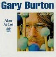Gary Burton, Alone At Last (CD)