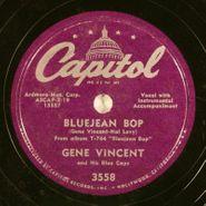 Gene Vincent, Bluejean Bop / Who Slapped John (78)