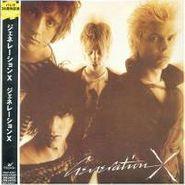 Generation X, Generation X [Japanese Mini-LP] (CD)
