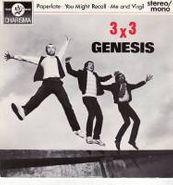 "Genesis, 3 x 3 [Import] (7"")"