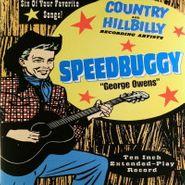 "Speedbuggy USA, George Owens EP (10"")"