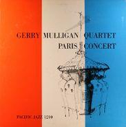 Gerry Mulligan Quartet, Paris Concert (LP)