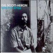 Gil Scott-Heron, Ghetto Style (CD)