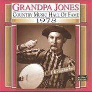 Grandpa Jones, Country Music Hall Of Fame 1978 (CD)