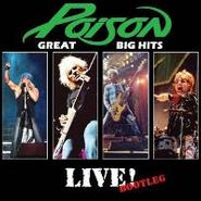 Poison, Great Big Hits Live (CD)