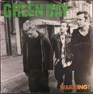 Green Day, Warning [Green Vinyl] (LP)