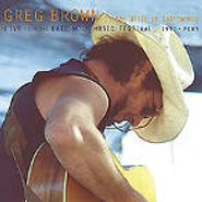 Greg Brown, In the Hills of California (CD)