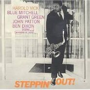 Harold Vick, Steppin' Out [Japanese Mini-LP] (CD)
