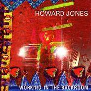 Howard Jones, Working In The Back Room [Autographed] (CD)