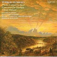 Herbert Howells, Howells: Piano Concert/Concerto for Strings (CD)