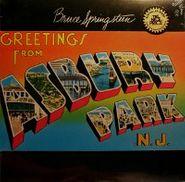 Bruce Springsteen, Greetings From Asbury Park, N.J. (LP)