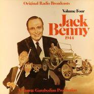 Jack Benny, Original Radio Broadcasts Volume 4: 1944 (LP)