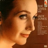 Jack Jones, She Loves Me (LP)
