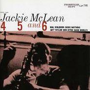 Jackie McLean, 4 5 & 6 (CD)