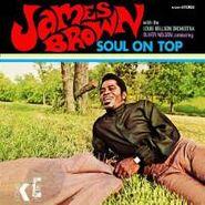 James Brown, Soul On Top (CD)