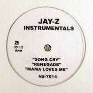 """Jay-Z, Instrumentals (12"""")"""