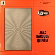 Raymond Guiot, Jazz Baroque Quintet (LP)