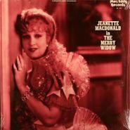 Jeannette MacDonald, The Merry Widow [OST] (LP)