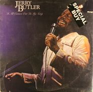 Jerry Butler, It All Comes Out In My Song (LP)