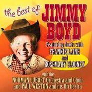 Jimmy Boyd, The Best Of Jimmy Boyd (CD)