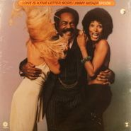 Jimmy Witherspoon, Love Is A Five Letter Word (LP)