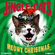 Jingle Cats, Meowy Christmas (CD)