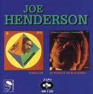 Joe Henderson, Tetragon / In Pursuit Of Blackness (CD)