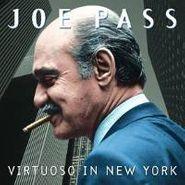 Joe Pass, Virtuoso In New York (CD)