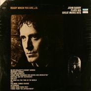 John Barry, Ready When You Are, J.B. (LP)