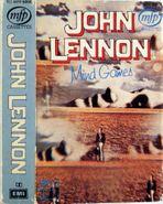 John Lennon, Mind Games [MFP Reissue] (Cassette)